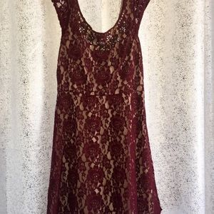 Dresses & Skirts - Love Fire dress from Belk